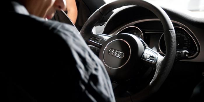 Selv en brugt Audi Q7 er en flot firmabil