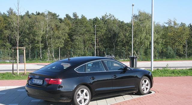 Vedligeholdelse ved køb af Audi A5